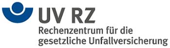 Rechenzentrum für die gesetzliche Unfallversicherung - Logo.